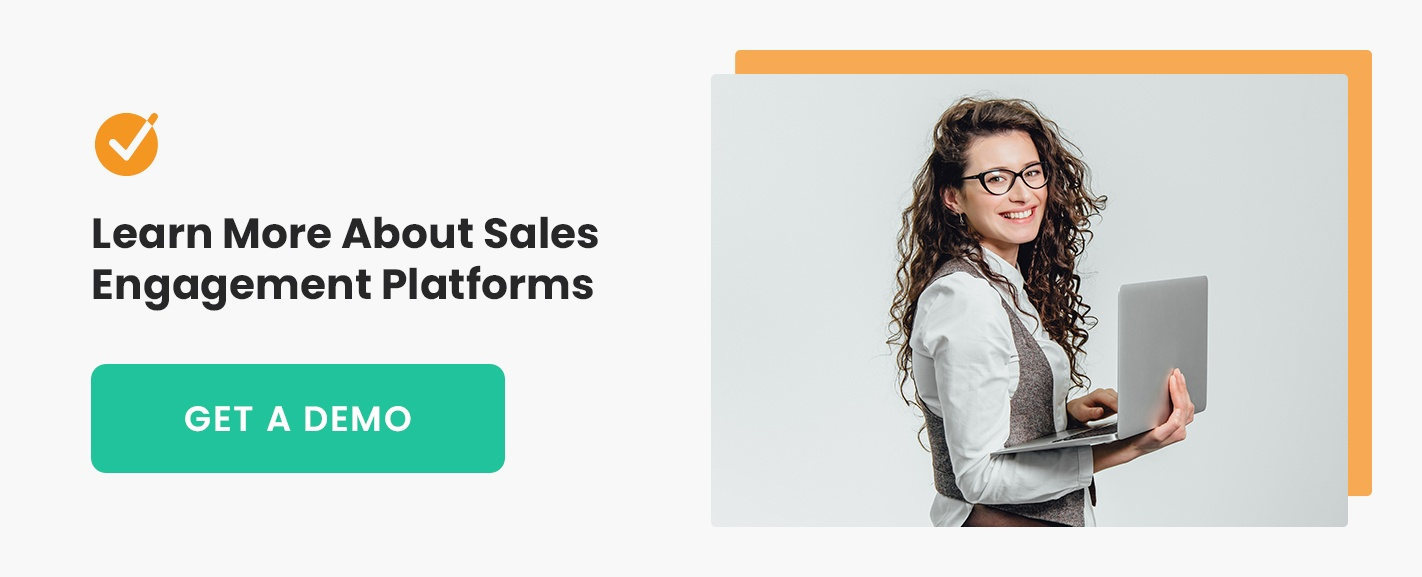 Learn more about sales engagement
