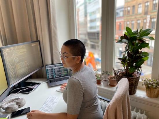 Helen developer GetAccept