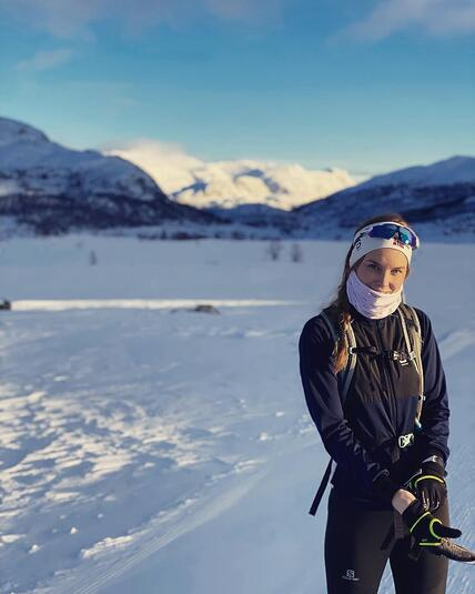 Sofie Carlsson - ski