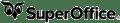 SuperOffice black logo
