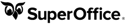 SuperOffice black logo