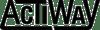 actiway black logo