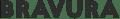 bravura black logo