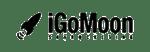 igomoon black logo