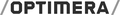 Optimera black logo