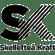 skekraft black logo