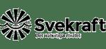 Svekraft black logo