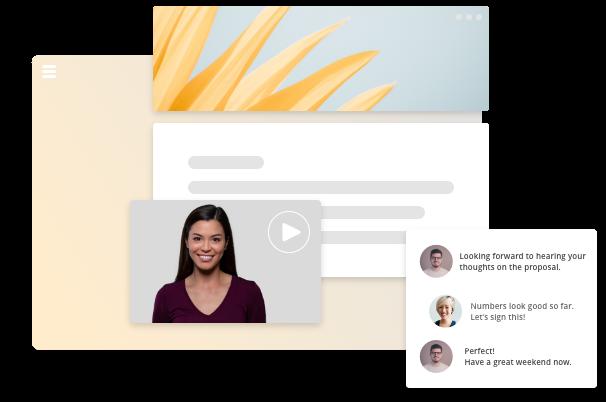 Send engaging presentations