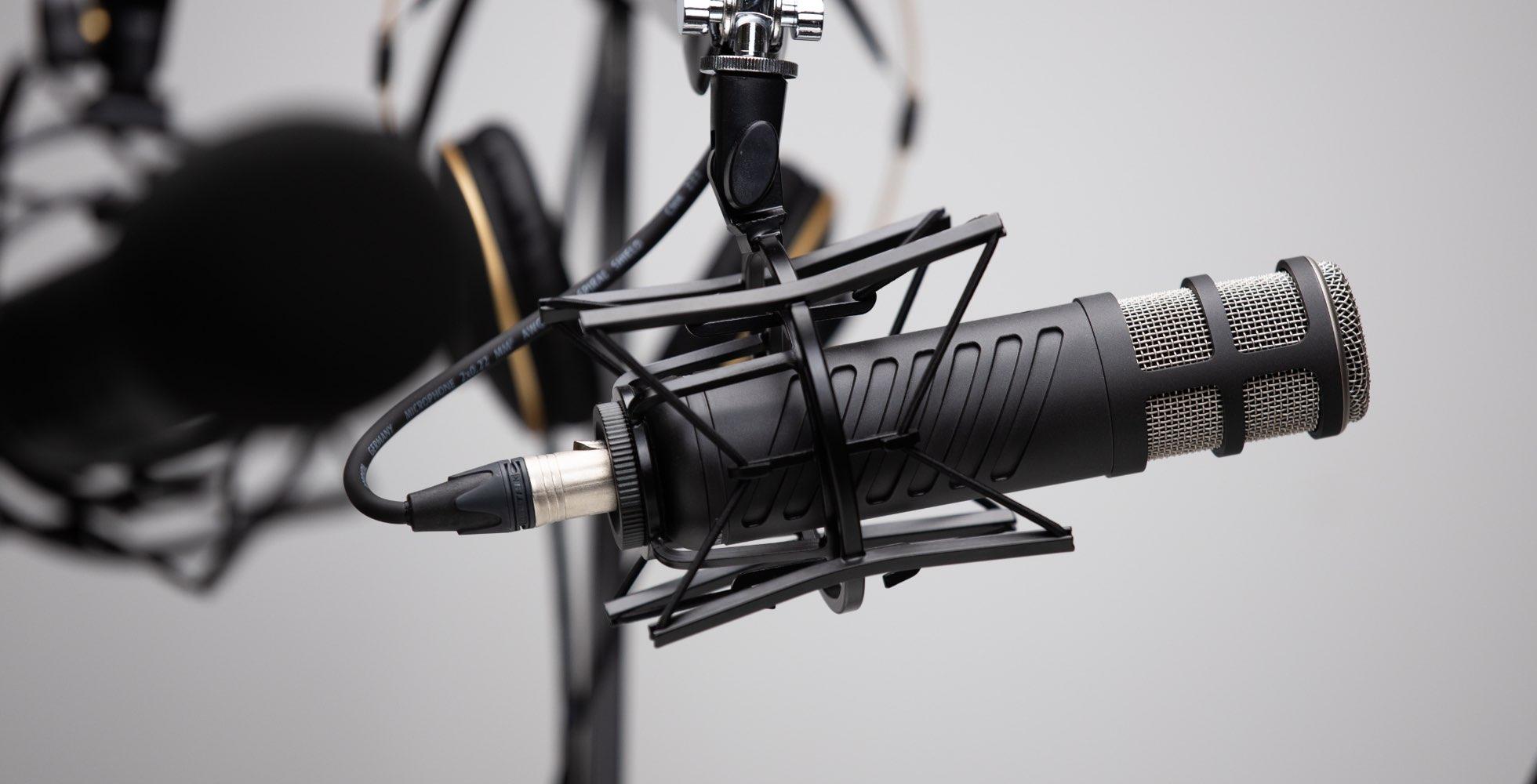 podcast - background